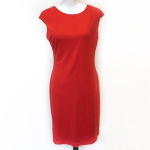Vince Camuto Sheath Dress Mini Sleeveless